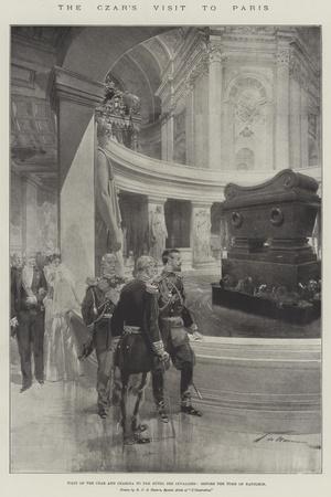 The Czar's Visit to Paris