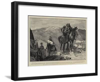The Ransom of the Lady Missionaries, Madame Tsilka-Ligord Meeting Her Husband