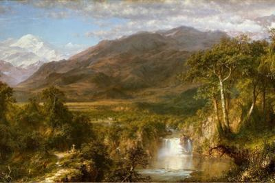 Heart of the Andes, 1859 by Frederic Edwin Church