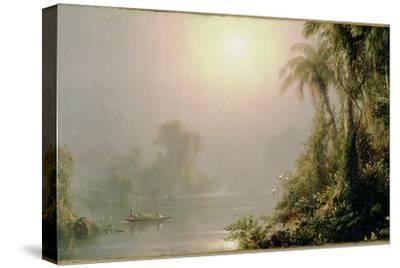 Morning in the Tropics, C.1858