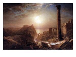 Syria on the Sea by Frederic Edwin Church