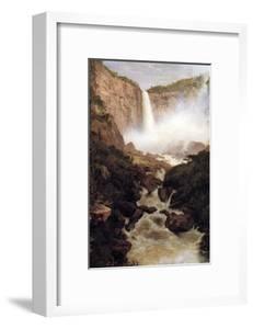 Tequendama Falls, Near Bogota, New Granada by Frederic Edwin Church