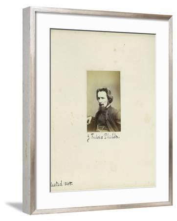 Frederic J. Shields, 1864--Framed Photographic Print