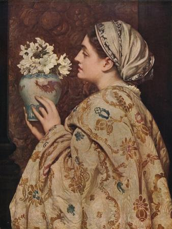 'A Noble Lady of Venice', 1866, (c1915)