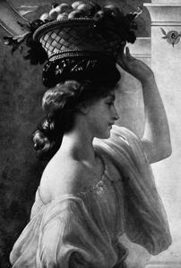 'Eucharis', c1863, (1912) by Frederic Leighton