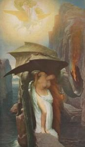 'Perseus and Andromeda', 1891, (1918) by Frederic Leighton