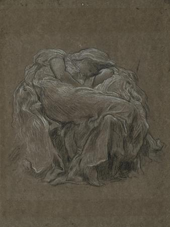 Study for 'Flaming June', C.1894