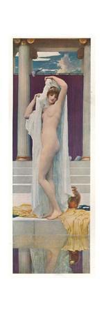 'The Bath of Psyche', c1890