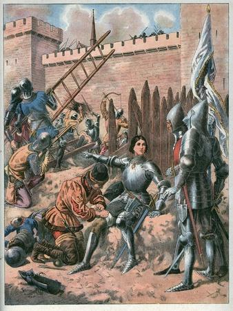 Joan of Arc at the Siege of Paris
