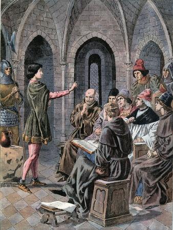 Joan of Arc Interrogated