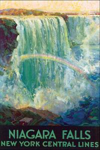 Niagara Falls by Frederic Madan