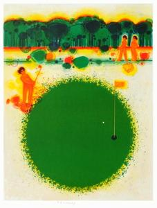 93 Le golf by Frédéric Menguy