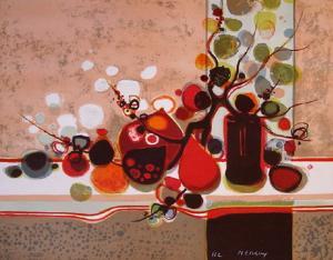 Fleurs et Fruits by Frédéric Menguy