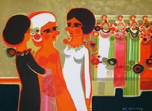 Les Angeliques - Habillage by Frédéric Menguy