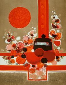 Soleil Rouge by Frédéric Menguy