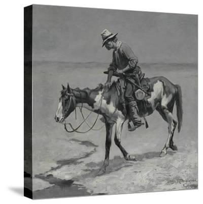 A Texas Pony, 1889