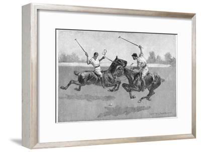 Polo Players, 1890