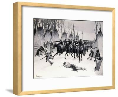 Battle of Washita, 1887-88