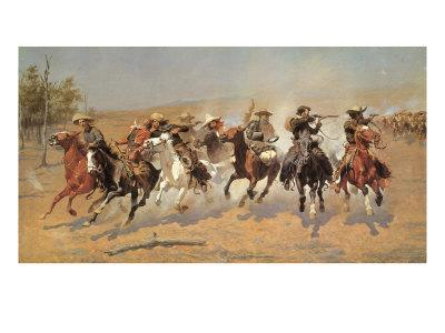 Cowboy Gunbattle