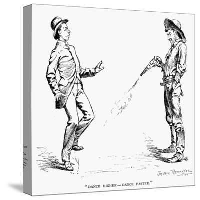 Remington: Cowboy, 1888