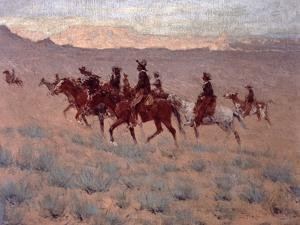 The Cowpunchers by Frederic Sackrider Remington