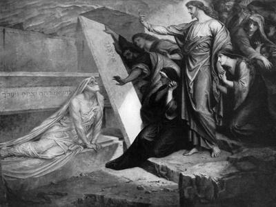 The Raising of Lazarus, 1926