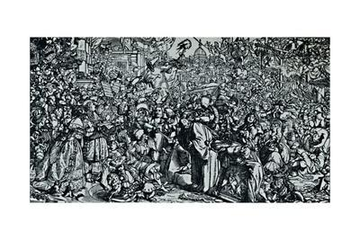 'Vanity Fair. From 'The Pilgrim's Progress' (Bunyan)', c1861, (1923)
