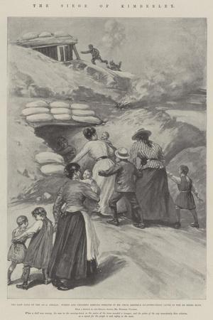 The Siege of Kimberley