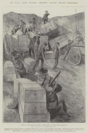 The War, with General Buller's Column before Colesberg