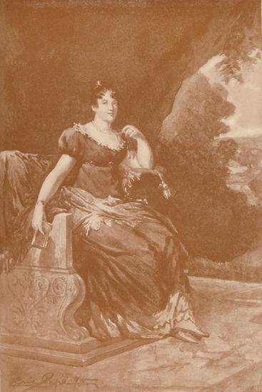'Frederica Catherine Sophia Dorothea...Queen of Westphalia', c1810, (1896)-Unknown-Giclee Print
