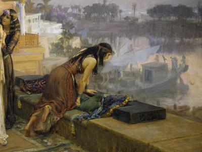 Cleopatra on the Terraces of Philae, 1896