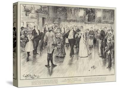 An Equal Footing, a Christmas Dance at a Country House