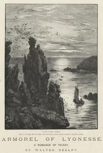 Armorel of Lyonesse, a Romance of To-Day by Frederick Barnard