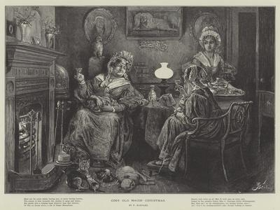 Cosy Old Maids' Christmas