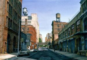 25th Street, 1996 by Frederick Brosen