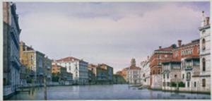 Grand Canal I, 1992 by Frederick Brosen
