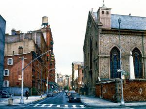 St. Patrick's, 1997 by Frederick Brosen