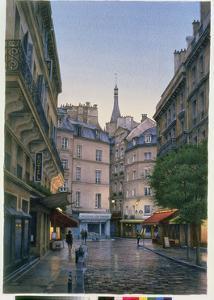St. Severin, 1999 by Frederick Brosen