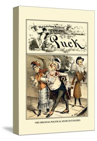 Puck Magazine: The Original Political Dude Out-Duded