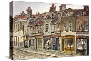 Cable Street, Stepney, London, C1830 by Frederick Calvert