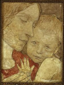 Childhood by Frederick Cayley Robinson