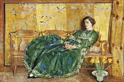 April: The Green Gown