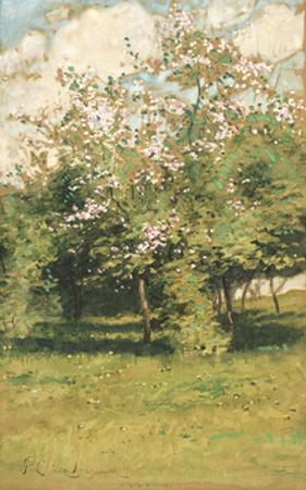 Blossoming Trees, 1882