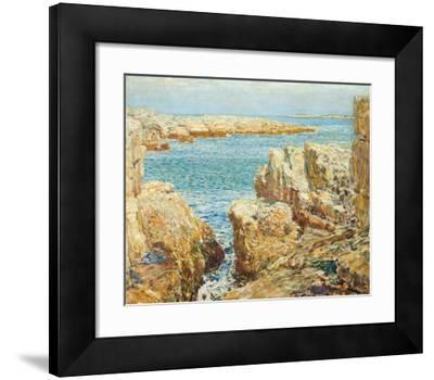 Coast Scene, Isles of Shoals, 1901