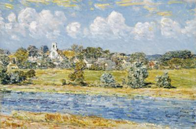 Landscape at Newfields, New Hampshire, 1909