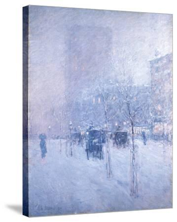 Late Afternoon, New York: Winter by Frederick Childe Hassam