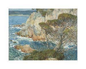 Point Lobos, Carmel, 1904 by Frederick Childe Hassam