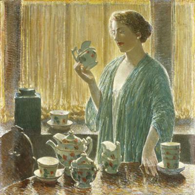 Strawberry Tea Set, 1912