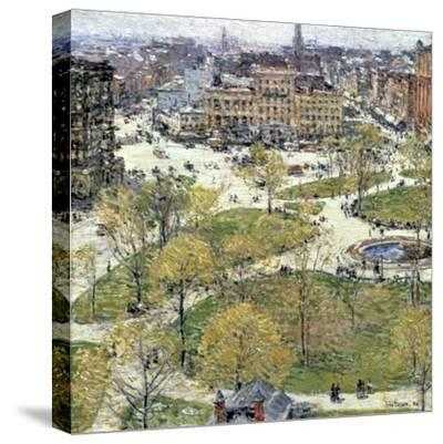 Union Square in Spring, 1896