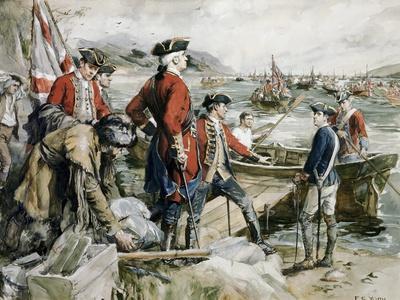 Abercrombie's Expedition to Ticonderoga